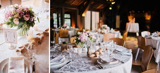 A sweet French inspired wedding at the Outdoor Art Club