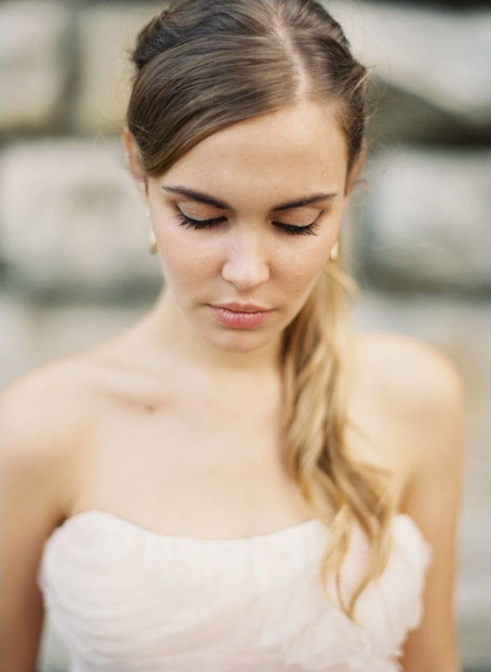 pretty wedding makeup