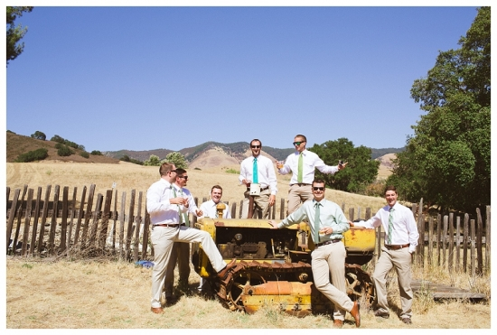 La Cuesta Ranch Wedding