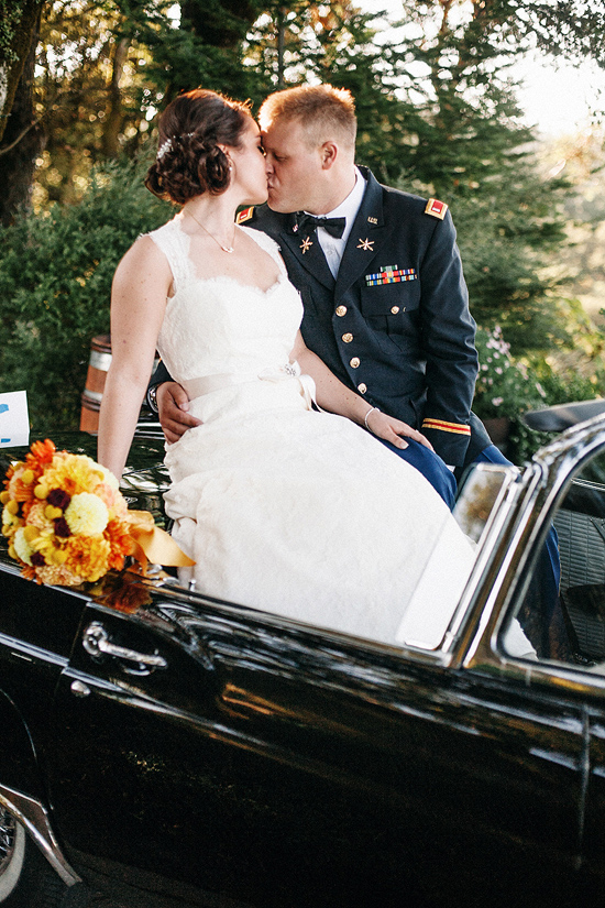 Bright love at the Thomas Fogarty Winery by Heather Elizabeth Photography
