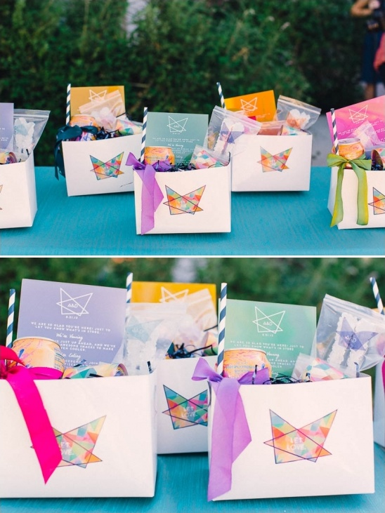 welcome gift boxes
