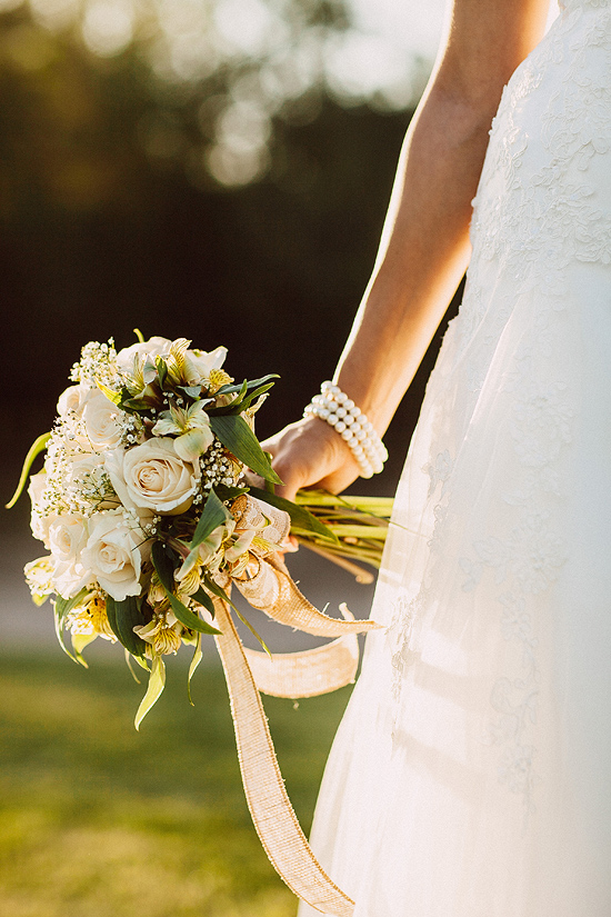 Sweet Country wedding in the Orchard by Heather Elizabeth Photography