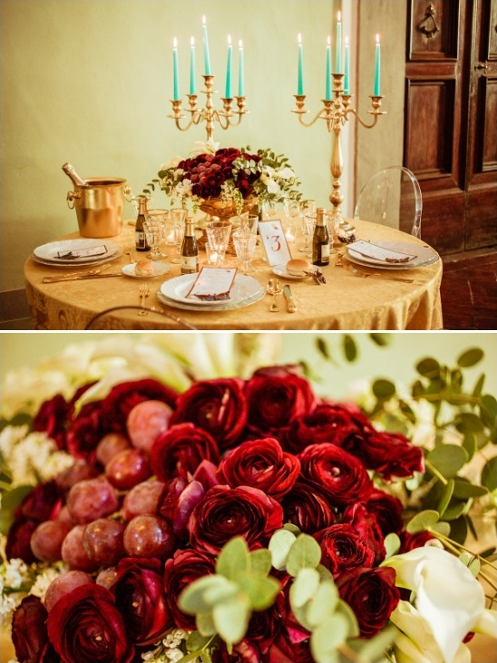 decadent wedding ideas