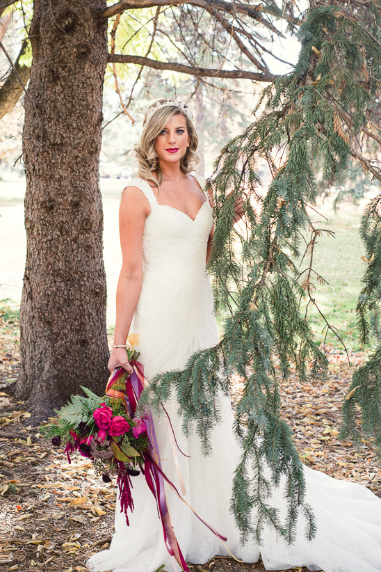 fall bridal shoot ideas