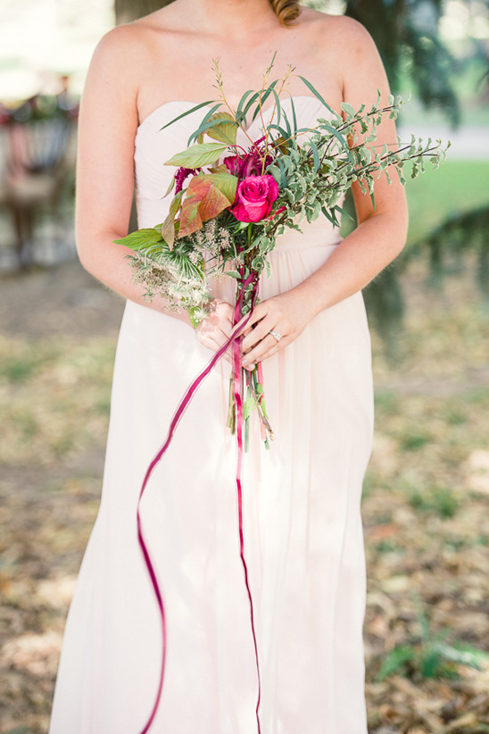 easy bridesmaid bouquet