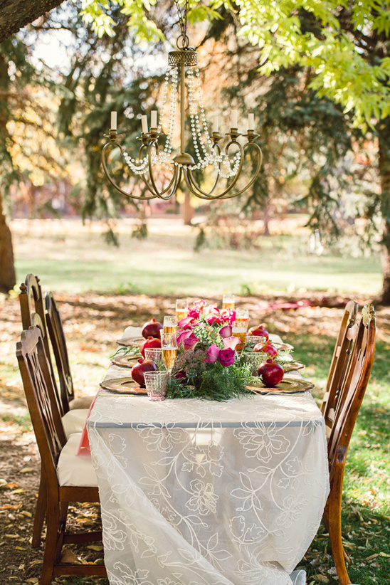 fall outdoor wedding ideas