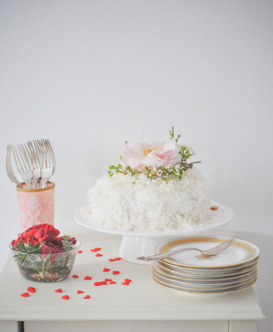 Tomboy Chic  Valentines Day Elopement