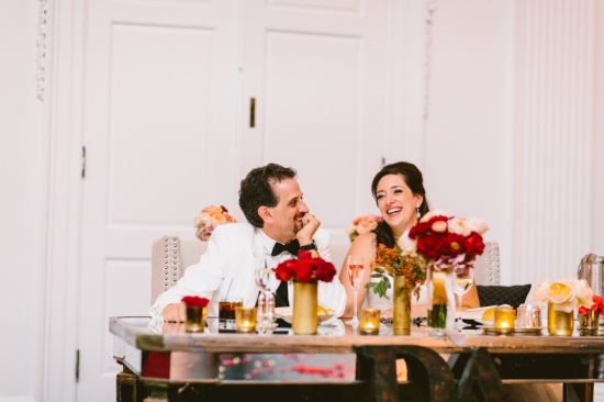 Renee + Joe | Red Rose Petals Wedding in Philadelphia