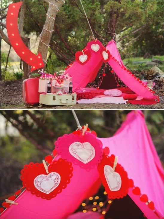 Valentines engagment ideas