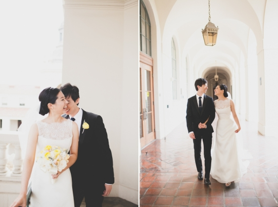 Pasadena Wedding Portraits
