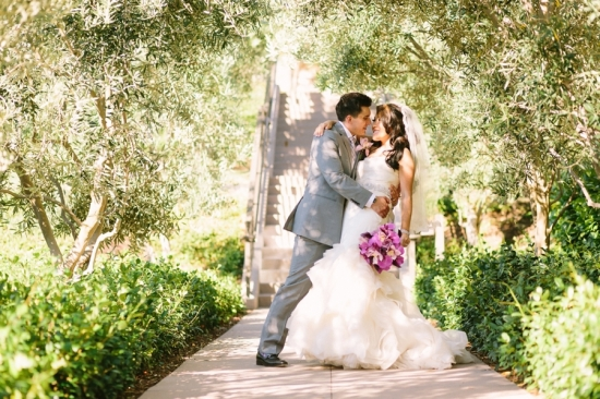 Modern Glam Wedding at Rosewood Sand Hill
