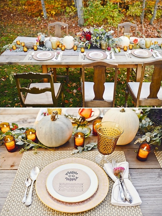 Michigan Fall Favorites Wedding Inspiration
