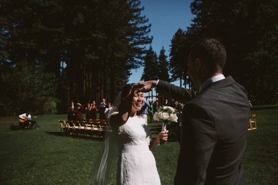 Sweet handmade wedding at the Mountain Terrace