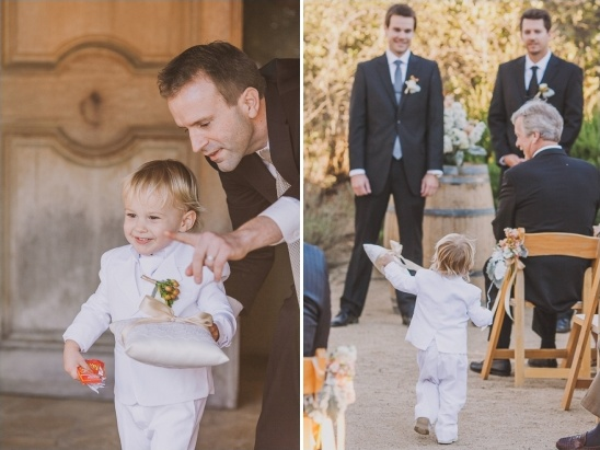 adroable ring bearer