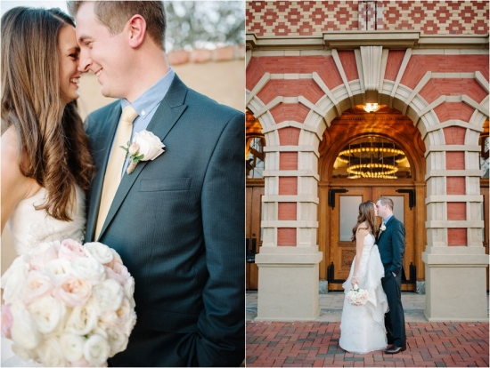 Romantic Vow Renewal at The Ashton Depot