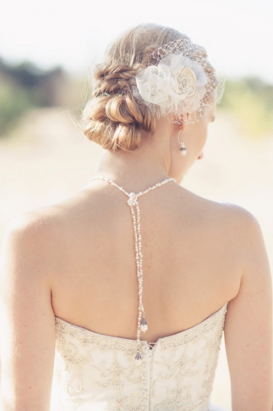 vintage wedding hair ideas