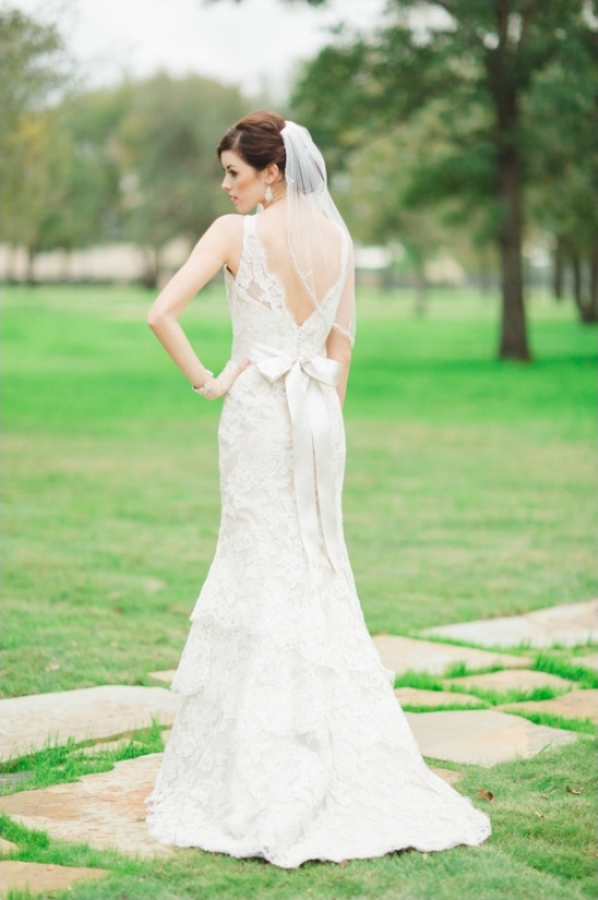Alvina Valenta wedding dress