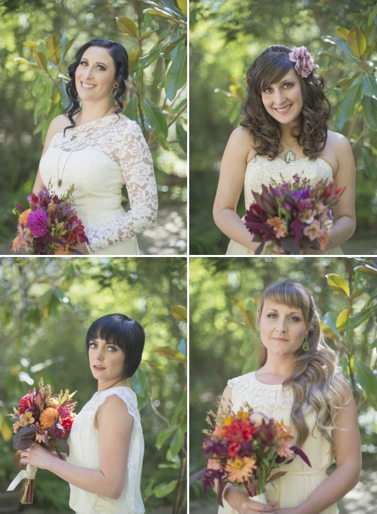 eclectic bridesmaid ideas