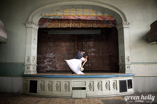 Howell Opera House Vintage Wedding