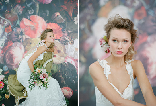 Claire Pettibone 2014 Couture Bridal Collection
