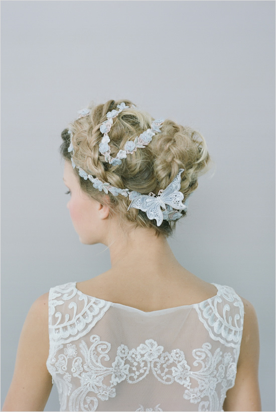 romantic wedding hair ideas
