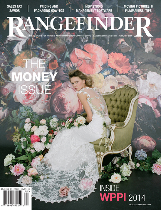 Range Finder Magazine with Claire Pettibone on the cover