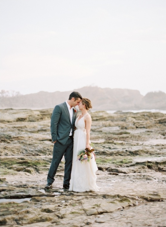 Beach Town Wedding in Costa Rica