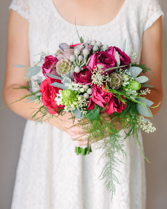 Pink and green bridal bouquet recipe mightylinksfo