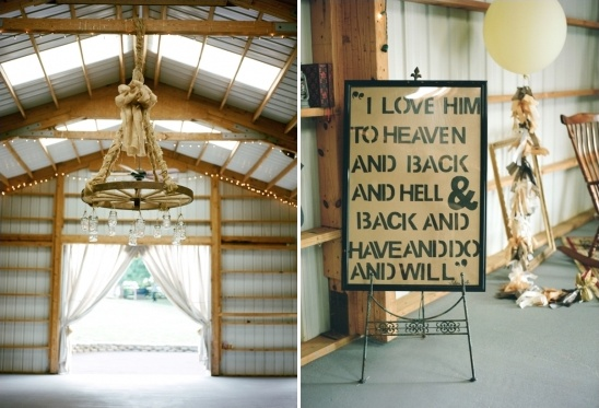 Kentucky Homespun Antique Farm Wedding
