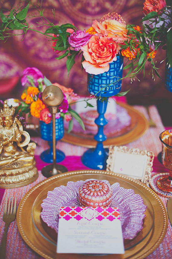 East meets West wedding ideas