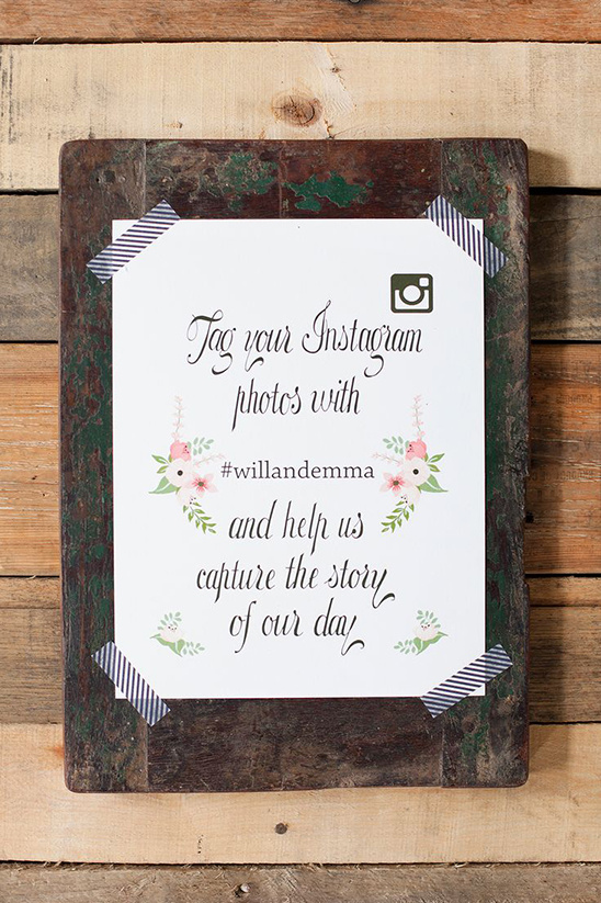 free instagram wedding sign