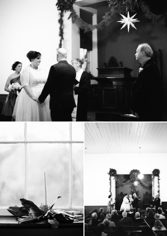 classic wedding ceremony