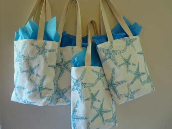Beach Wedding Bridesmaid Gifts