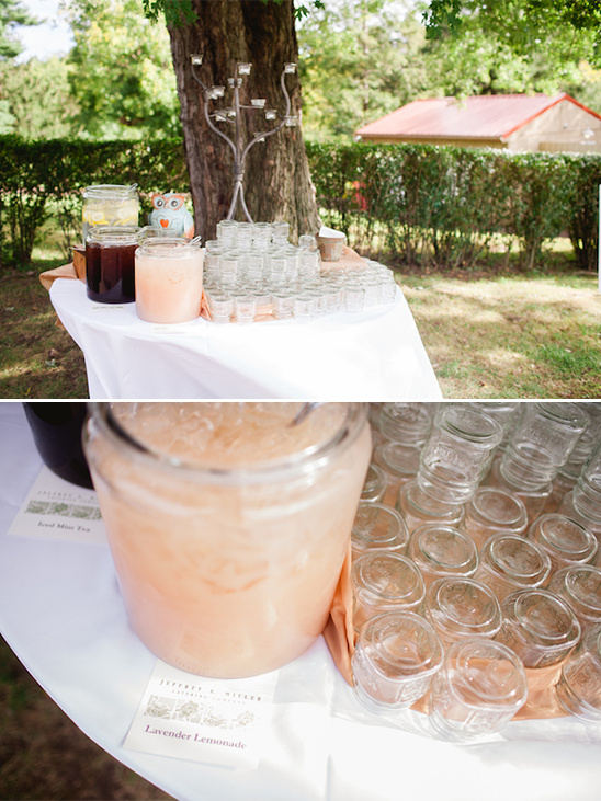 drink station ideas