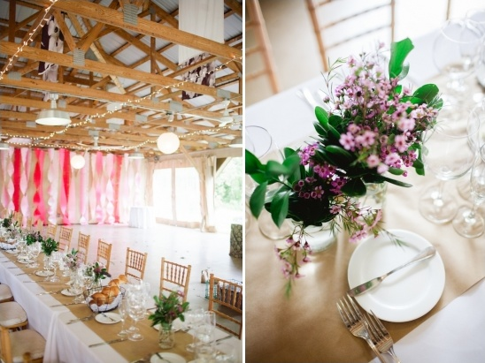 indoor wedding ideas