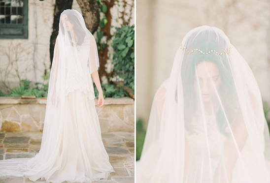 Tessa Kim Wedding Veil