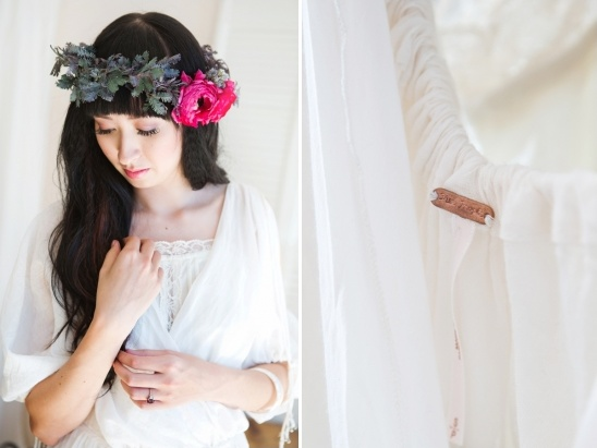 free people wedding gown