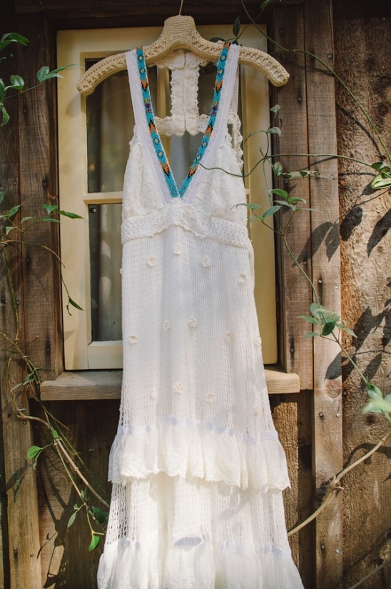 bohemian wedding dress by Free People