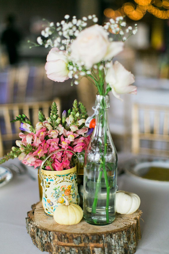 unique wedding table centerpiece