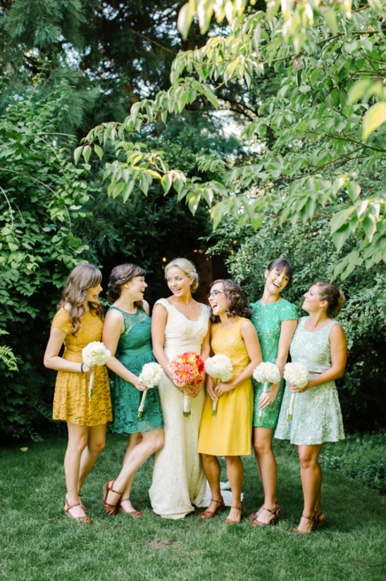 cute bridesmaids dresses