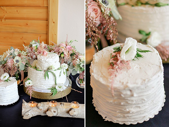 wedding cake table ideas