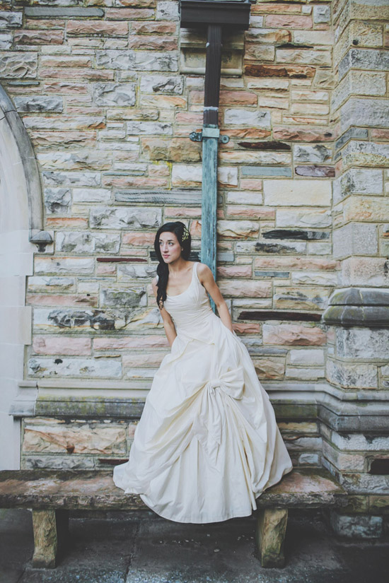 Whimsical Nashville Bridal Portraits