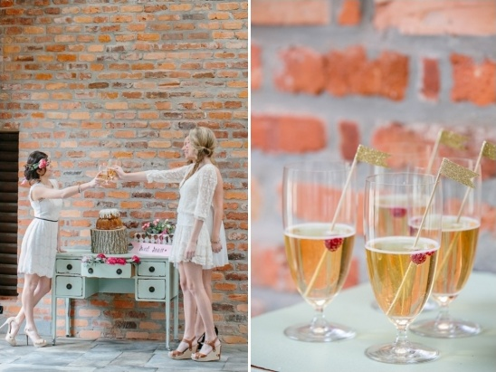 will you be my bridesmaid party