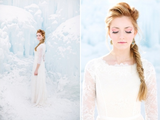 Disneys Frozen wedding ideas