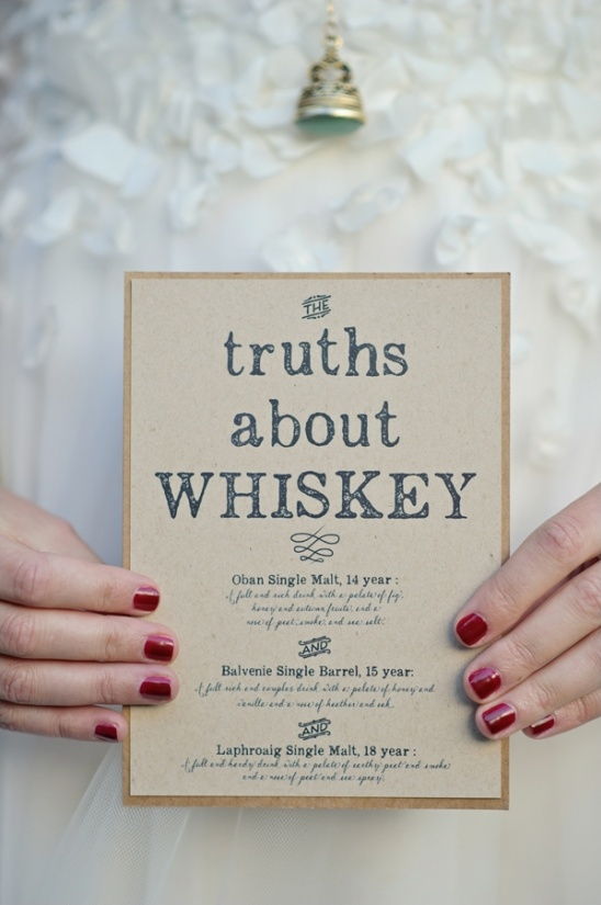 truths about whiskey