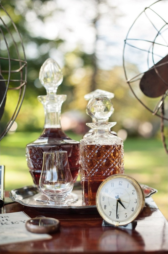 crystal decanters for whiskey