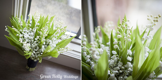 Lily of the Valley Bouquet- Royal Wedding Inspiration