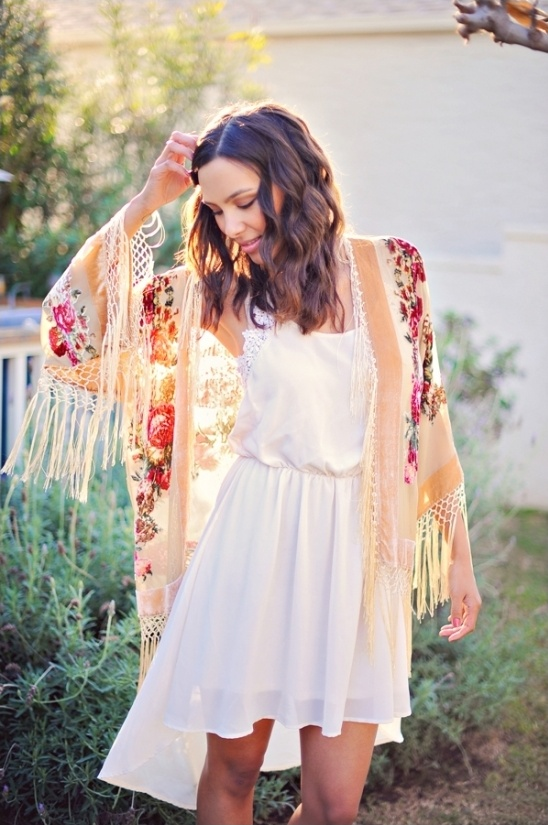 bohemian bridesmaid ideas