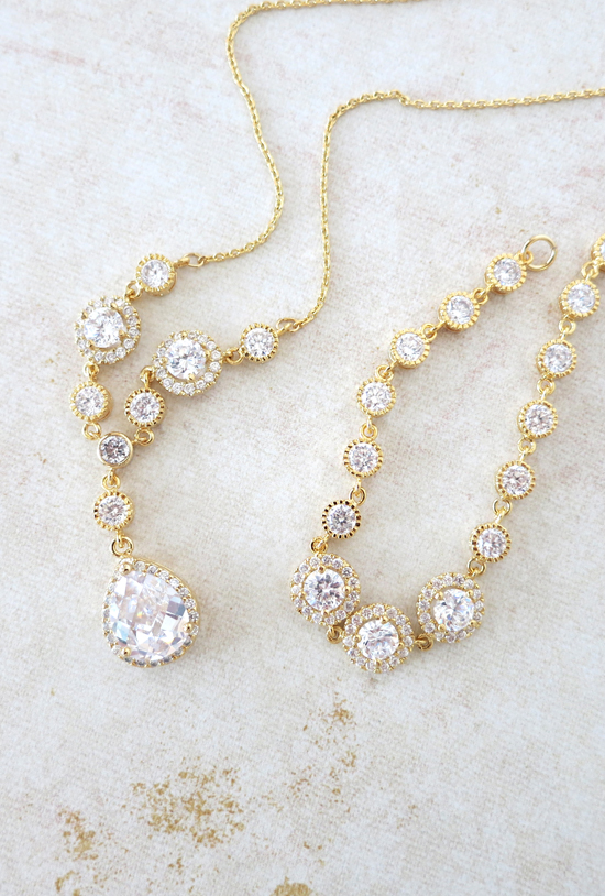 Jewelry for Gold Wedding