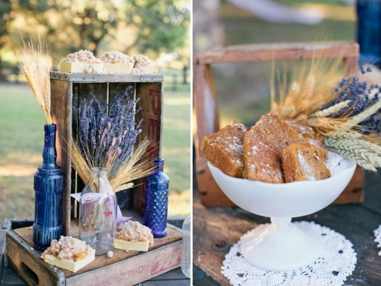 yummy wedding treats